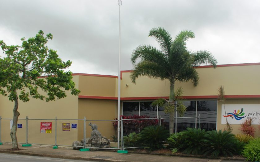 Local government commercial buildings